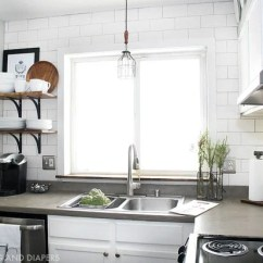 Cheap Kitchen Remodels Toddler Kitchens Play Drool Worthy Decor: Farmhouse • The Budget Decorator
