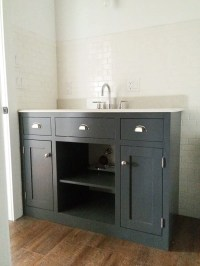 Creative DIY Bathroom Vanity Projects  The Budget Decorator