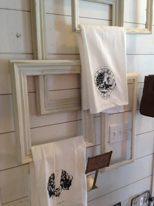 10 clever diy towel racks the budget