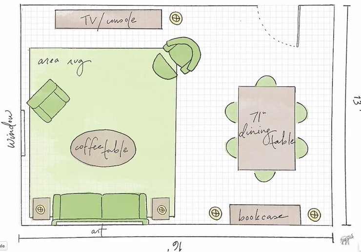 Furniture Arranging Ideas Tricks The Budget Decorator