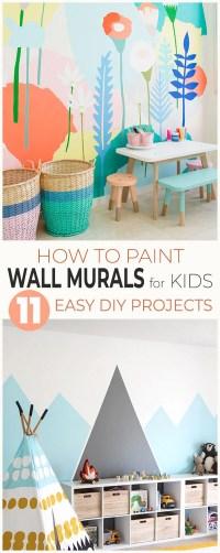Do it yourself wall murals - chefhorizon.com