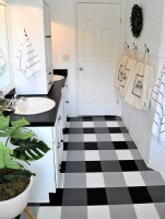 We&39;re Floored Painted Floor Ideas & Projects • The Budget ...
