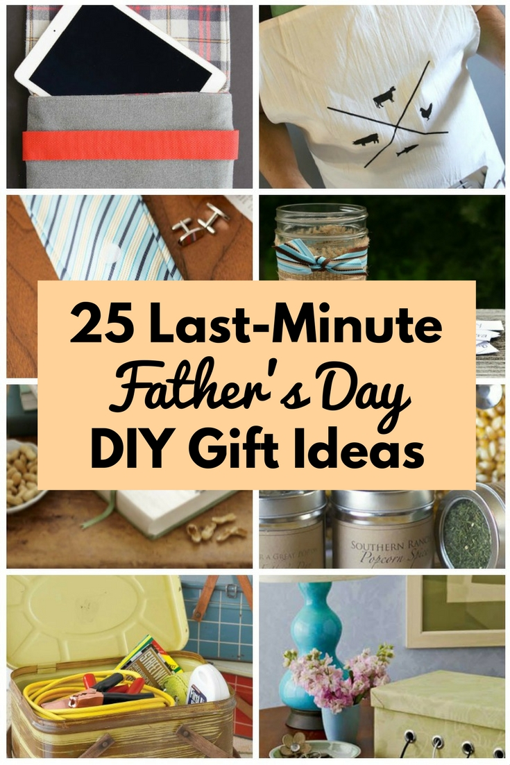 25 last minute father