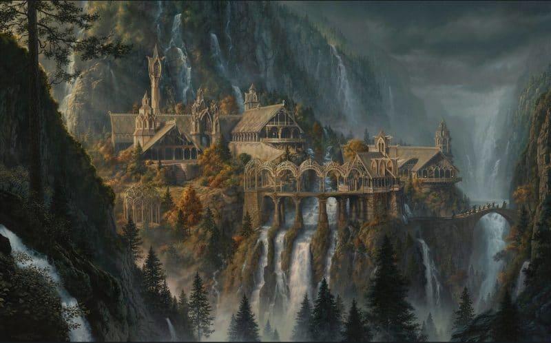 St Beatus Caves inspired JRR Tolkien when creating Rivendell for LOTR