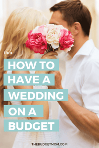 Here are 5 ways to have a wedding on a small budget. Get everything you want for a wedding, with a cost you love too. Click to read the full article where I share some great ways to save money on one of the most important days of your life.