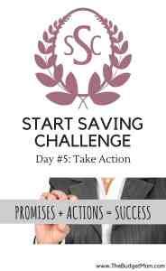 save,saving,goals,actions,promises,money,finance,saving goals