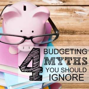 """The word """"budget"""" looks scary to a lot of people. It sounds like work, looks like restriction, and implies that you need to love math. Budgeting doesn't have to feel like work or a chore. Illustrate your goals, create something that represents your spending habits, and get the most from the money you already have by creating a budget!"""
