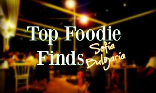 Sofia Bulgaria | Best Three Restaurants to Eat Like a Local