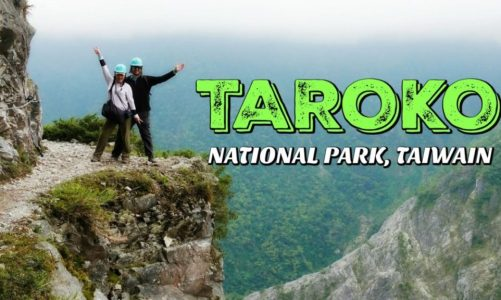 Taroko Gorge National Park | Hiking and Exploring | You Must See This!