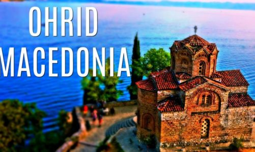 Lake Ohrid Macedonia Ultimate Travel Guide and Itinerary