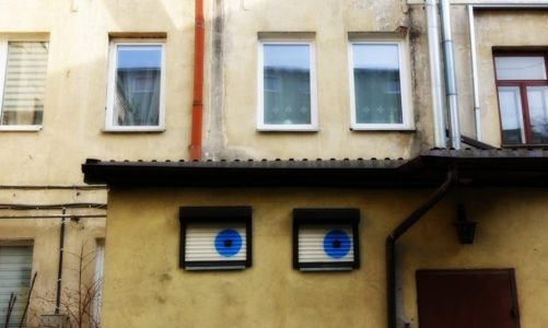 Kaunas Lithuania | Traveling and Exploring the Back Alleys