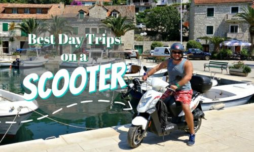 Best Day Trips From Podstrana Croatia By Scooter