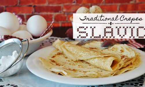 How to Make Crepes | Traditional 5-Star Slavic Crepe Recipe