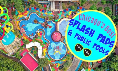 Best Splash Pads and Public Pools in Chicago and Suburbs