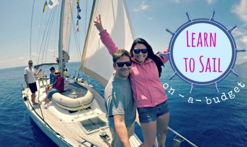Learn to Sail a Yacht Charter Boat on the Cheap | It Can Be Done