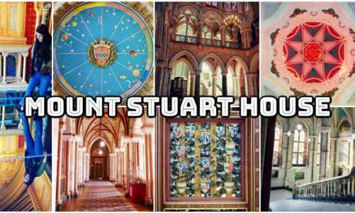 Best Stately Homes | Mount Stuart House Behind the Scenes Tour