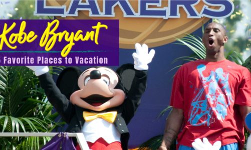 Kobe Bryant's Five Favorite Places to Vacation With His Family