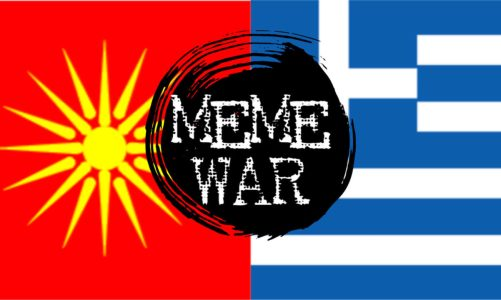 Macedonia and Greece Meme War | Let the Games Begin