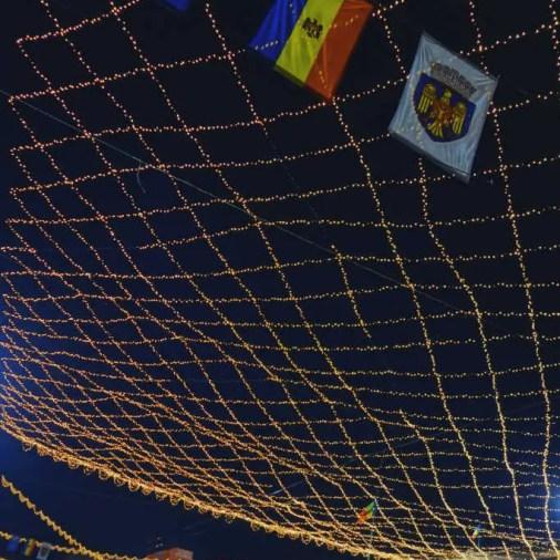 Chisinau Moldova Independence Day