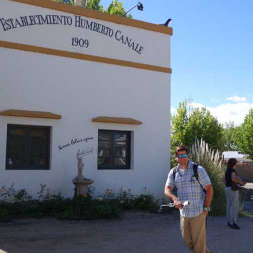 Humberto Canale Best Patagonia Wine Tour