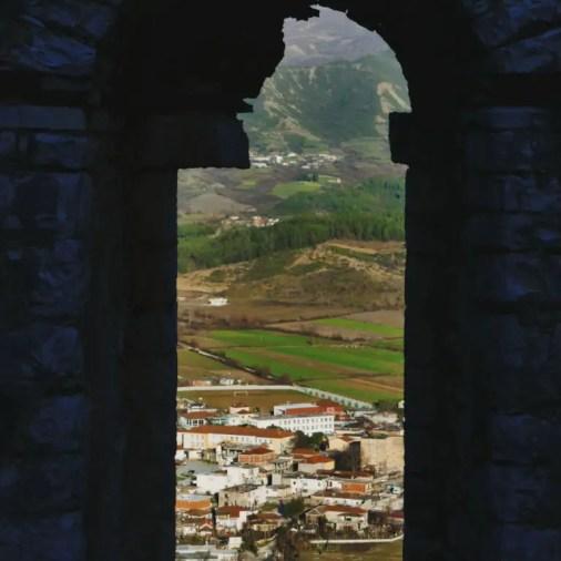 Kelcyra Castle View Window