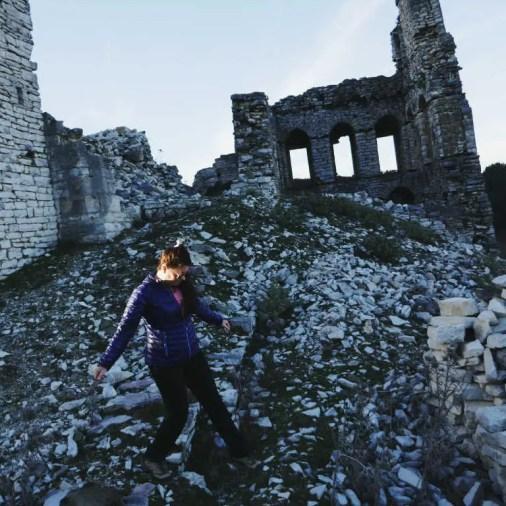 Kelcyra Castle Walking Hike