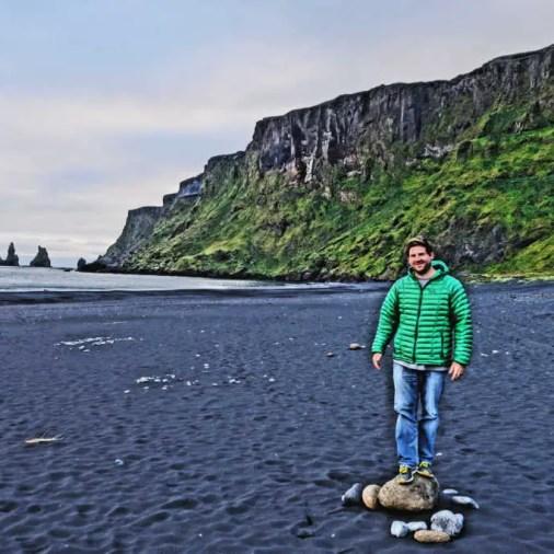 Reynisfjara Iceland Itinerary