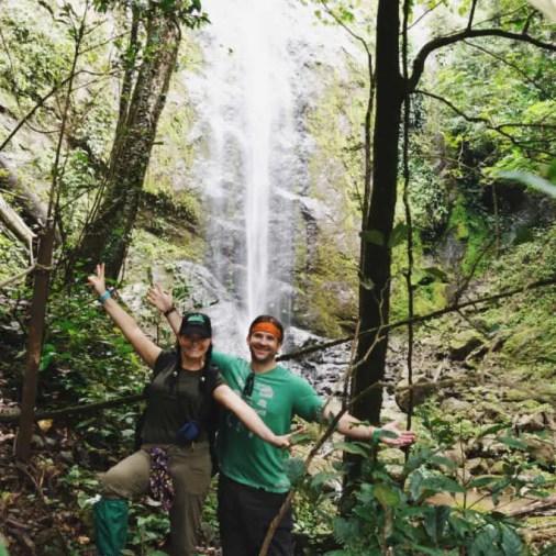 Waterall Borneo Rainforest Lodge