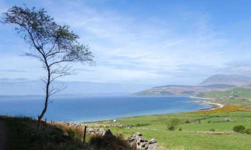 Exploring the Isle of Arran and Walking the Arran Coastal Way in Scotland