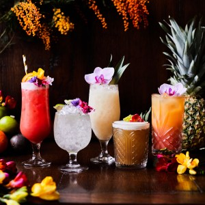 Tiki Cocktail Kits & Alcohol Free Cocktail Kits