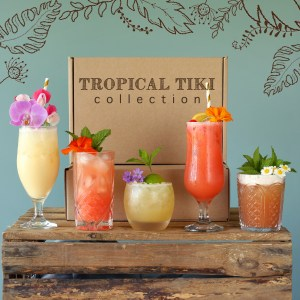 Tiki Cocktail Drinks By Post