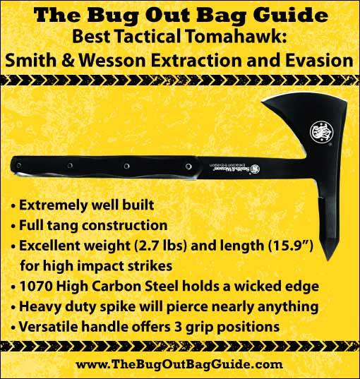best survival tomahawk