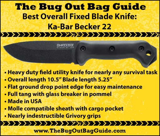 Best Fixed Blade Knife