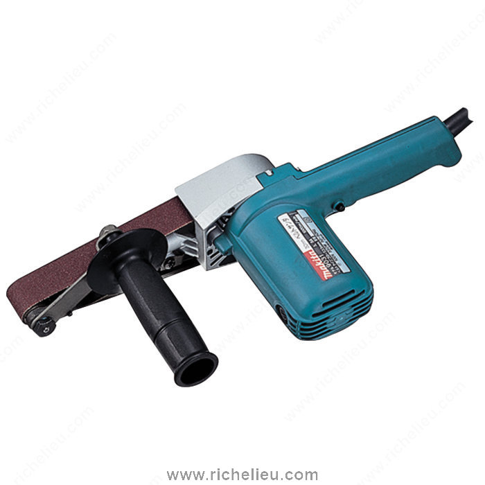 Variable Speed Belt Sander