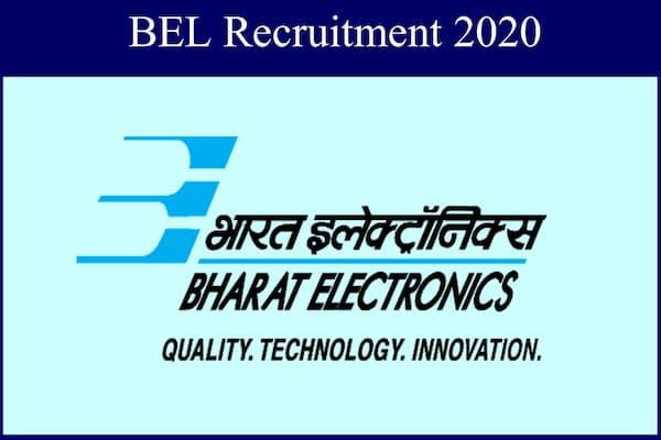 BEL Engineer Recruitment