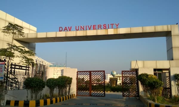 DAV College Jalandhar Recruitment