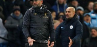 Guardiola is the best coach in the world, says Klopp