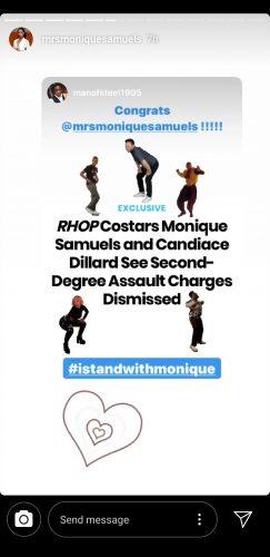 Instagram story repost
