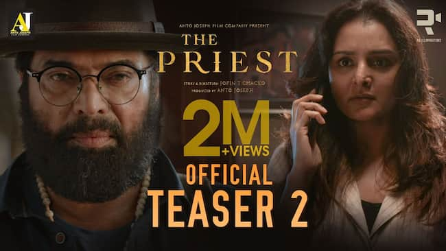The Priest Movie Download Leaked by the Illegal Piracy Website Tamilrockers