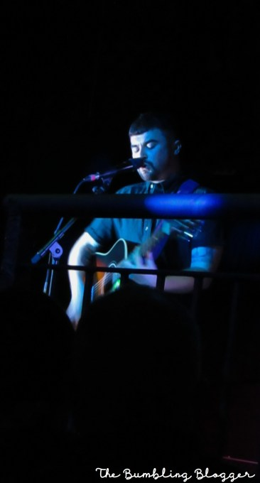Sean McGowan performing at Level III in Swindon