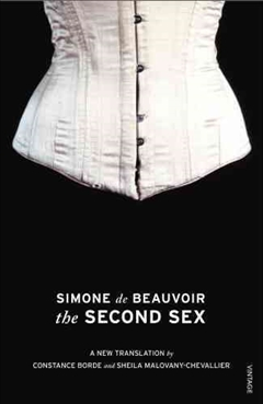 The Second Sex by Simone de Beauvoir cover