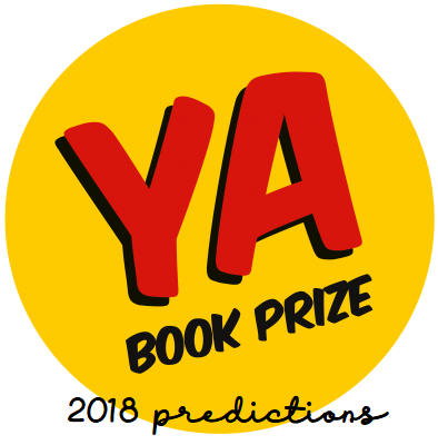 YA Book Prize 2018 predictions