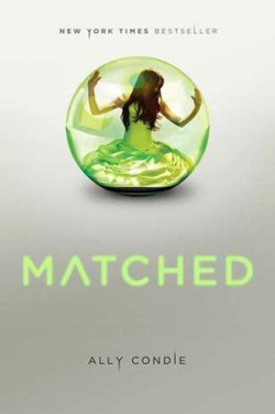 Matched by Ally Condie cover