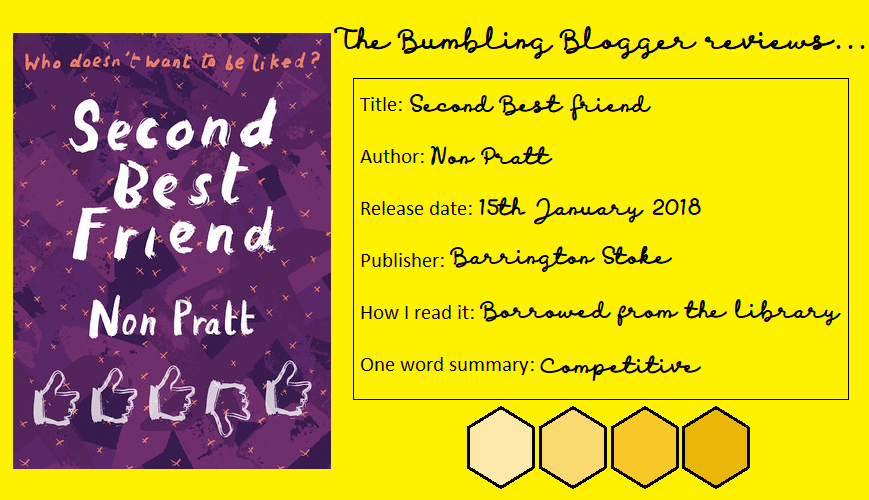 Review: Second Best Friend by Non Pratt