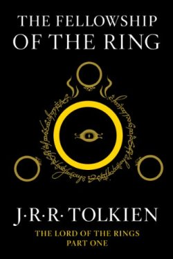 The Fellowship of the Ring by J.R.R. Tolkien cover
