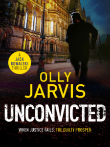 Unconvicted by Olly Jarvis