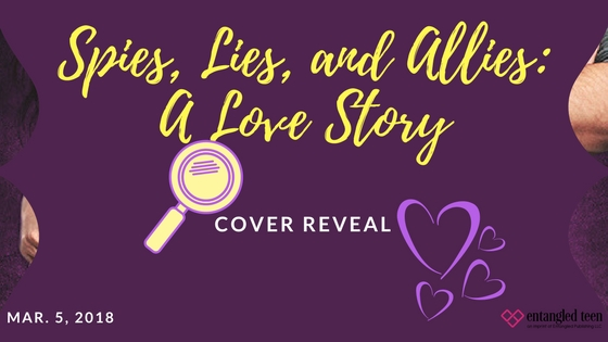Cover reveal: Spies, Lies, and Allies by Lisa Brown Roberts
