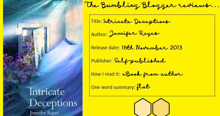 Review: Intricate Deceptions by Jennifer Rayes