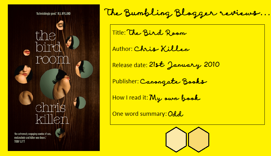 Review: The Bird Room by Chris Killen