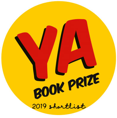 YA Book Prize 2019 shortlist